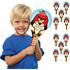 more details on Angry Birds Inflate a Fun Balloons - Pack of 10.
