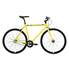 more details on Feral Fixie 55cm Frame Road Bike Yellow - Mens'.