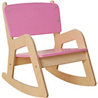 more details on Millhouse Kids' Rocking Chair - Pink.