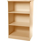 more details on Woodbridge Traditional Children's Bookcase - Beech.
