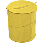 more details on Sabichi Lemon Pop Up Laundry Bin - Yellow.