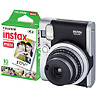 more details on Fujifilm Instax Mini 90 with 10 shots.