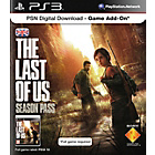 more details on The Last of Us PS3 Season PSN Card.