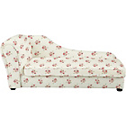 more details on Lara Children's Chaise - Rose Print.