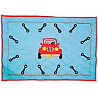 more details on Win Green The Garage Cotton Floor Quilt - Large.