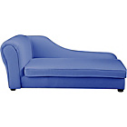 more details on Lara Children's Chaise - Blue.