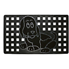 more details on Puppy Rubber Scraper Doormat.