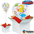 more details on Age 2 Jungle Animals Bubble Balloon in a Box.