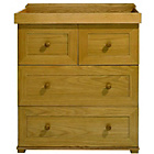 more details on East Coast Nursery Oak Langham Dresser - Natural.