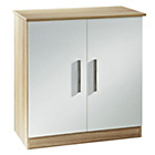 more details on Living 2 Door Ready Assembled Sideboard - White.