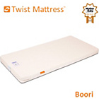 more details on The Little Green Sheep Medium Twist Boori Mattress -132x77cm