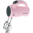 more details on Breville Pick and Mix Hand Mixer - Strawberry and Cream.