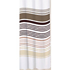 more details on Sabichi Stripe Shower Curtain - White and Neutral.