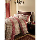 more details on Catherine Lansfield Kashmir Bedspread - Multicoloured.