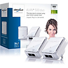 more details on Devolo 500Mbps dLAN Powerline Starter Kit - 2 Pack.
