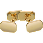 more details on 9ct Gold Plated Chain Cufflinks.