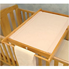 more details on East Coast Nursery Cot Top Changing Unit - Antique.