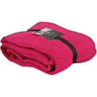 more details on Sabichi Zig Zag Throw - Fuchsia.