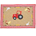 more details on Win Green The Barn Cotton Floor Quilt - Small.