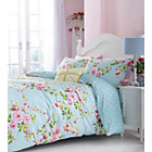 more details on Canterbury Multicoloured Duvet Cover Set - Single.