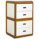 more details on East Coast Nursery Rio Chest of Drawers - White.
