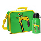 more details on Hungry Jungle Giraffe Lunch Bag and Bottle.