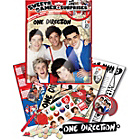 more details on One Direction Large Party Goodie Bags for 8 Guests.
