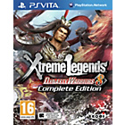 more details on Dynasty Warriors 8: Xtreme Legends Complete PS Vita Game.