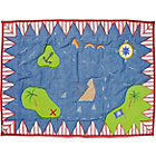 more details on Win Green Pirate Shack Cotton Floor Quilt - Large.