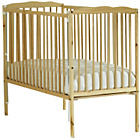 more details on Saplings Jenny Cot Bed - Natural.