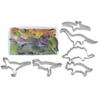 more details on Dinosaur Cookie Cutter Set - Assorted.