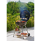 more details on Grill King 66cm Charcoal Kettle BBQ with Hinge.