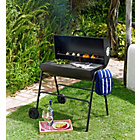 more details on Oil Drum Charcoal BBQ with Cover.
