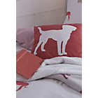 more details on Catherine Lansfield Hounds Cushion - Multicoloured.