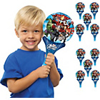 more details on Marvel Avengers Inflate a Fun Balloons - Pack of 10.