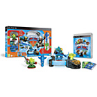 more details on Skylanders Trap Team Starter Pack PS3 Game.