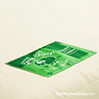 more details on The Little Green Sheep Medium Twist Cot Bed Mattress-140x70.