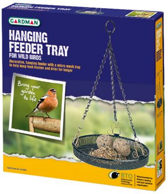 Buy Gardman Hanging Bird Feeder at Argos.co.uk - Your ...