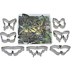 more details on Butterfly Cookie Cutter Set - Assorted.