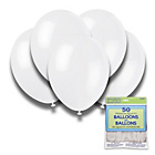 more details on Linen White 12 Inch Premium Balloons - Pack of 50.