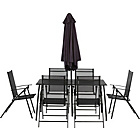 more details on Milan 6 Seater Patio Set.