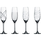more details on Royal Doulton Party Champagne Flutes - Set of 4.