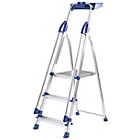 more details on Abru 3 Tread Work Station Step Ladder.