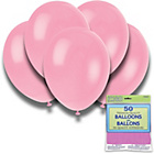 more details on Blush Pink 12 Inch Premium Balloons - Pack of 50.