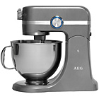 more details on AEG KM4400 Ultramix Kitchen Machine - Tungsten.