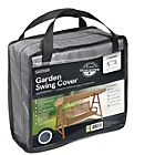 more details on Gardman - 3 Seater Garden Swing Cover - Black.