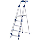 more details on Abru 5 Tread Work Station Step Ladder.