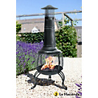 more details on La Hacienda Steel Large Chiminea.