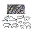 more details on Zoo Animals Cookie Cutter Set - Assorted.