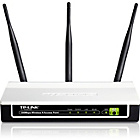 more details on TP-LINK 300Mbit WLAN Access Point/Range Extender 3T3R MIMO.